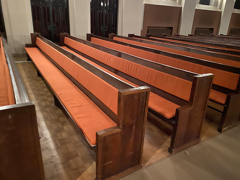 Heiztextil_Sitzkissen_Kirche_Browatech